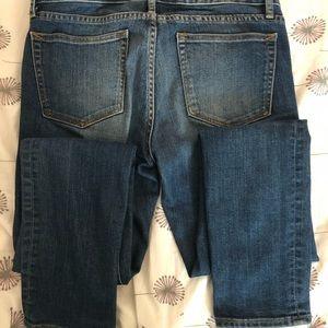 Gap always skinny jeans. 27r